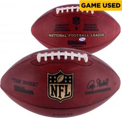 Philadelphia Eagles Game-Used Football from LeSean McCoy Run December 14, 2014 vs. Dallas Cowboys
