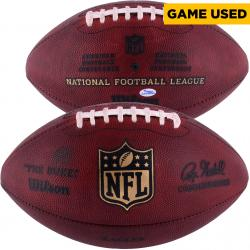 Philadelphia Eagles Game-Used Football from Second Quarter LeSean McCoy 5-Yard Run December 7, 2014 vs. Seattle Seahawks