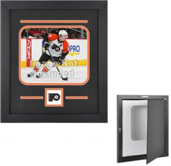 Philadelphia Flyers Horizontal 8'' x 10'' Photo Display Case - Mounted Memories