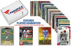 Philadelphia Phillies Team Trading Card Block/50 Card Lot - Mounted Memories