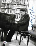 Philip Glass American Legendary Composer Signed 8x10 Auto Photo PSA/DNA (B)