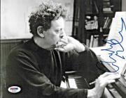 Philip Glass American Legendary Composer Signed 8x10 Auto Photo PSA/DNA (E)