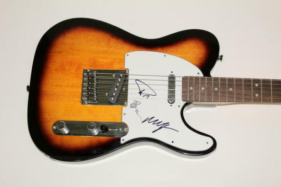 Phish X3 Signed Autograph Fender Electric Telecaster Guitar -trey Anastasio +2 B