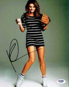 Phoebe Tonkin Signed Vampire Diaries Authentic 8x10 Photo PSA/DNA #X06696