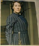 "Phyllis Logan Signed Autograph ""downton Abbey"" Classic New Promo 8x10 Photo Coa"