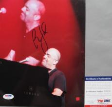 PIANO MAN!!! Billy Joel Signed SWEET LIVE 8x10 Photo #1 PSA/DNA