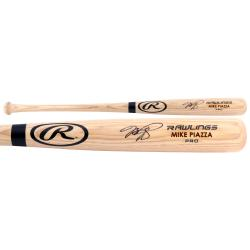 Mike Piazza New York Mets Autographed Rawlings Bat - Mounted Memories  - Mounted Memories
