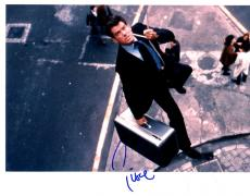 Pierce Brosnan Autographed James Bond Signed 11x14 Photo AFTAL UACC RD COA