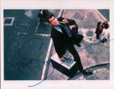 Pierce Brosnan Autographed Signed 11x14 007 Photo AFTAL