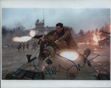 Pierce Brosnan Autographed Signed 11x14 Gunfire Photo AFTAL