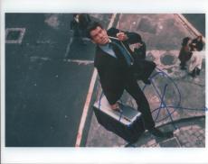 Pierce Brosnan Autographed Signed 11x14 Spy Photo AFTAL