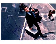 Pierce Brosnan James Bond Autographed 11x14 Photo AFTAL UACC RD COA