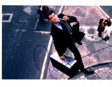Pierce Brosnan James Bond Autographed Signed 11x14 Photo AFTAL UACC RD COA
