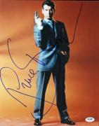 Pierce Brosnan James Bond Signed 11X14 Photo PSA/DNA #I47730