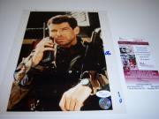 Pierce Brosnan James Bond,007 Jsa/coa Signed 8x10 Photo