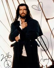 Pierce Brosnan Signed Authentic Autographed 8x10 Photo PSA/DNA #AC18293