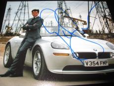 PIERCE BROSNAN SIGNED AUTOGRAPH 8x10 PHOTO JAMES BOND DIE ANOTHER DAY COA AUTO E
