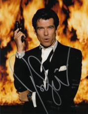 Pierce Brosnan signed autographed James Bond 007 8x10 Golden Eye photo w/coa #1
