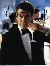 Pierce Brosnan signed autographed James Bond 007 8x10 Golden Eye photo w/coa #2