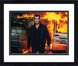 Pierce Brosnan Signed - Autographed November Man 8x10 inch Photo - not James Bond - Guaranteed to pass BAS