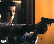 Pierce Brosnan Signed James Bond 007 Authentic 8x10 Photo (PSA/DNA) #C51827