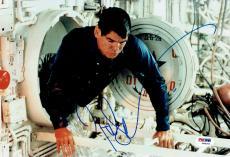 Pierce Brosnan Signed James Bond 007 Authentic Auto 8x12 Photo PSA/DNA #W98093