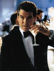 PIERCE BROSNAN signed *JAMES BOND 007* Die Another Day 8X10 photo W/COA PROOF #3