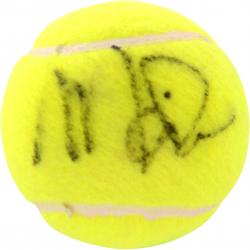 Mary Pierce Autographed Tennis Ball