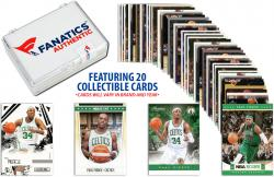 Paul Pierce Boston CelticsCollectible Lot of 20 NBA Trading Cards - Mounted Memories