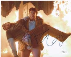 Pineapple Express SETH ROGEN & JAMES FRANCO Signed 8x10 Photo JSA AUTHENTICATED