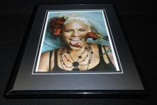 Pink Alecia Moore 2006 Framed 11x14 Photo Display
