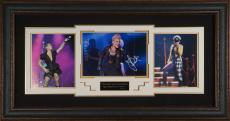 PINK Autographed Concert Photo Framed