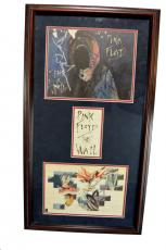 Pink Floyd Band Signed The Wall Photo Display David Gilmour ++ AFTAL