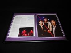 Pink Floyd Framed 12x18 Photo Display