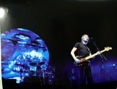 Pink Floyd Roger Waters Autographed Live 16x20 Concert Photo PSA/DNA AFTAL UACC