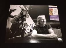 Pink Floyd ROGER WATERS Signed 11X14 Photo JSA AUTHENTICATED