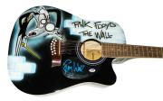 Pink Floyd Roger Waters Signed 12String Airbrushed Guitar Preorder PSA AFTAL