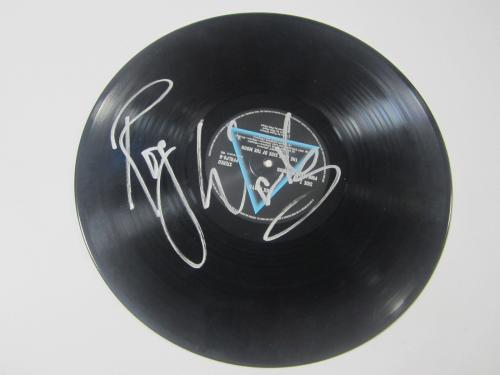 Pink Floyd Roger Waters Signed Dark Side of the Moon Vinyl Album JSA COA NICE