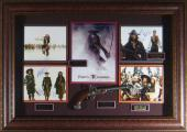 At World's End - Cast Autographed Framed Pirates Displa