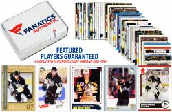 Pittsburgh Penguins Team Trading Card Block/50 Card Lot