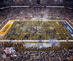 "Pittsburgh Steelers Super Bowl XL Mulit Signature 20"" x 24"" Photo"