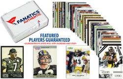 Pittsburgh Steelers Team Trading Card Block/50 Card Lot - Mounted Memories