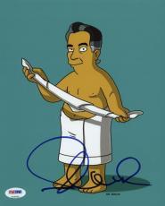 Placido Domingo The Simpsons Signed 8X10 Photo PSA/DNA #V29680