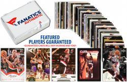Portland Trail Blazers Team Trading Card Block/50 Card Lot