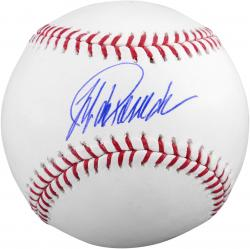 Jorge Posada New York Yankees Autographed Baseball -