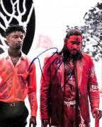 Post Malone Rapper Signed 8x10 Photo Autographed BAS #F09888