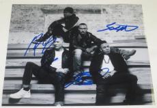 Power Cast Signed 11x14 Photo Authentic Autograph 50 Cent Omari Hardwick Coa