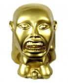 PRE-ORDER: Harrison Ford Signed Indiana Jones Raiders of the Lost Ark Golden Idol of Fertility Replica Statue