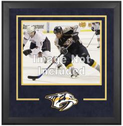 "Nashville Predators Deluxe 16"" x 20"" Horizontal Photograph Frame - Mounted Memories"