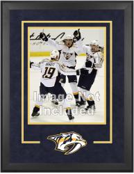 "Nashville Predators Deluxe 16"" x 20"" Vertical Photograph Frame - Mounted Memories"